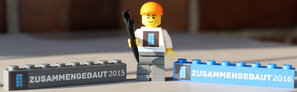 Die Zusammengebaut-Minifigur mit Elemententrenner | © Andres Lehmann / zusammengebaut.com