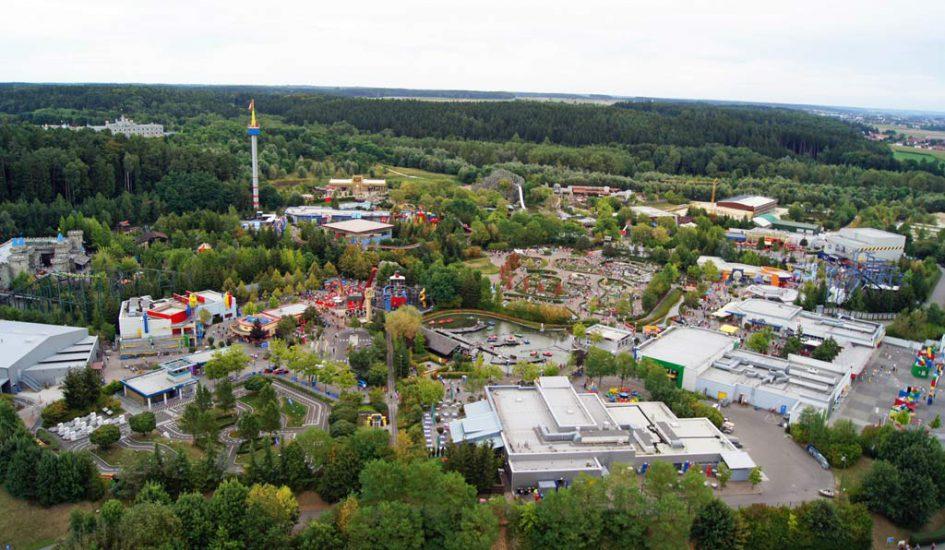 LEGOLAND Deutschland in Günzburg: Der Park in voller Pracht | © LEGOLAND Deutschland