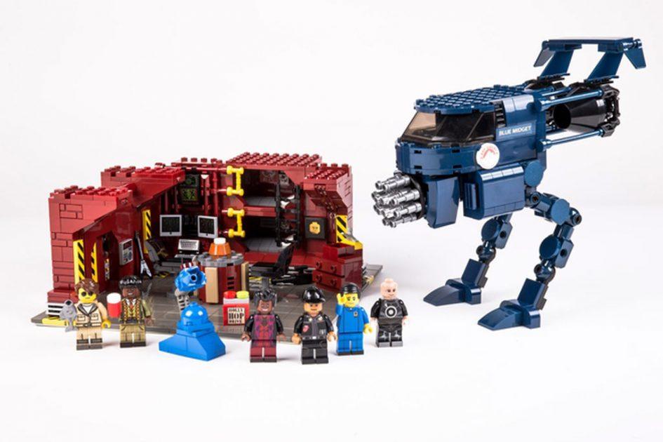 Red Dwarf LEGO | © Legobob32  / LEGO Ideas