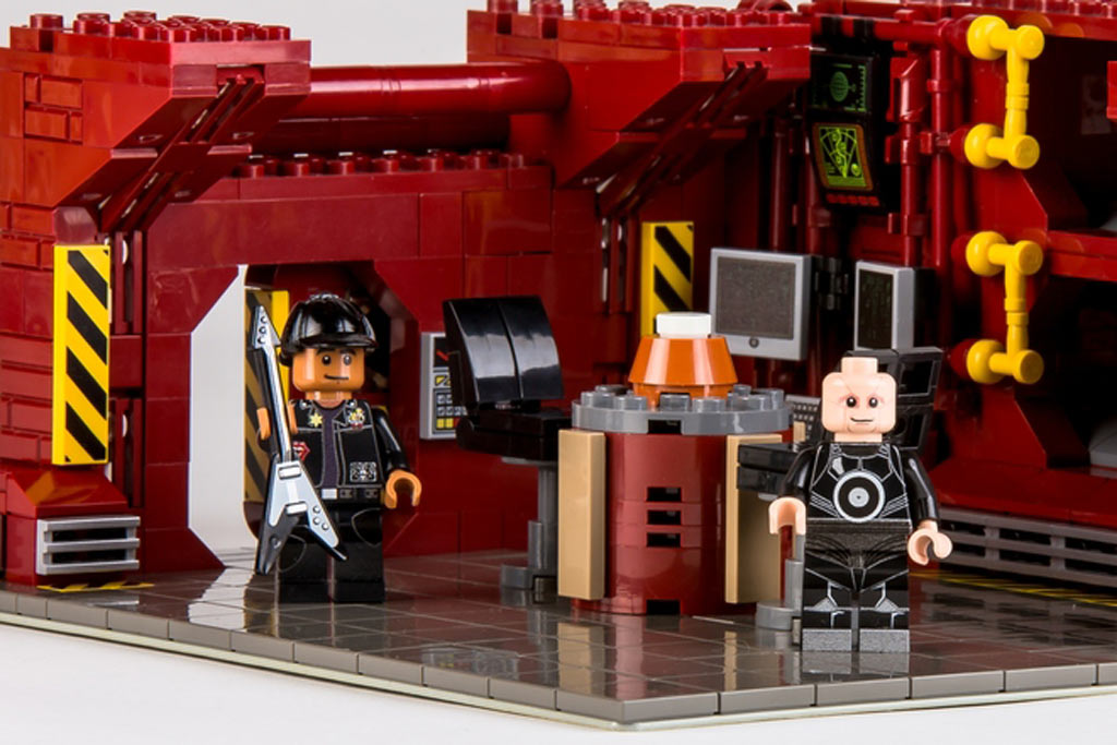 Let's rock! | © Legobob32  / LEGO Ideas