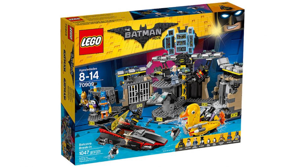 The LEGO Batman Movie Batcave Break-In 70909 | © LEGO Group