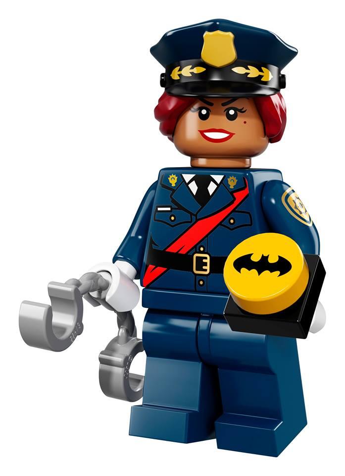 Barbara Gorden   © LEGO Group