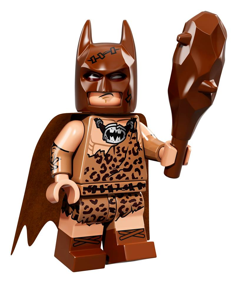 Clan of the Cave Batman   © LEGO Group