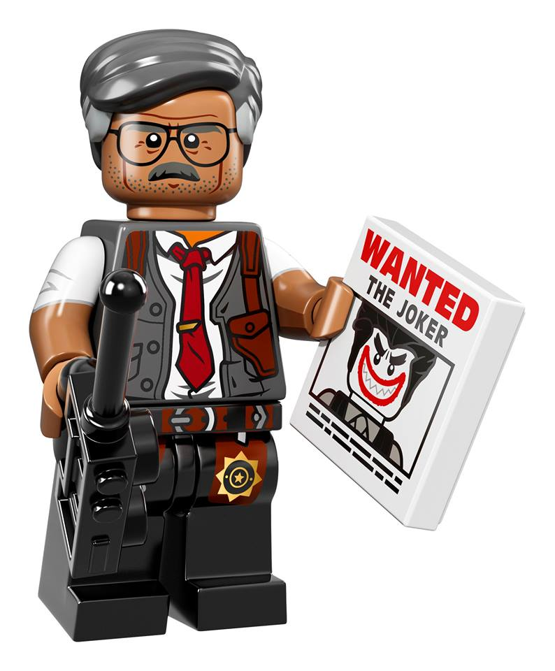 Commissioner Gordon | © LEGO Group
