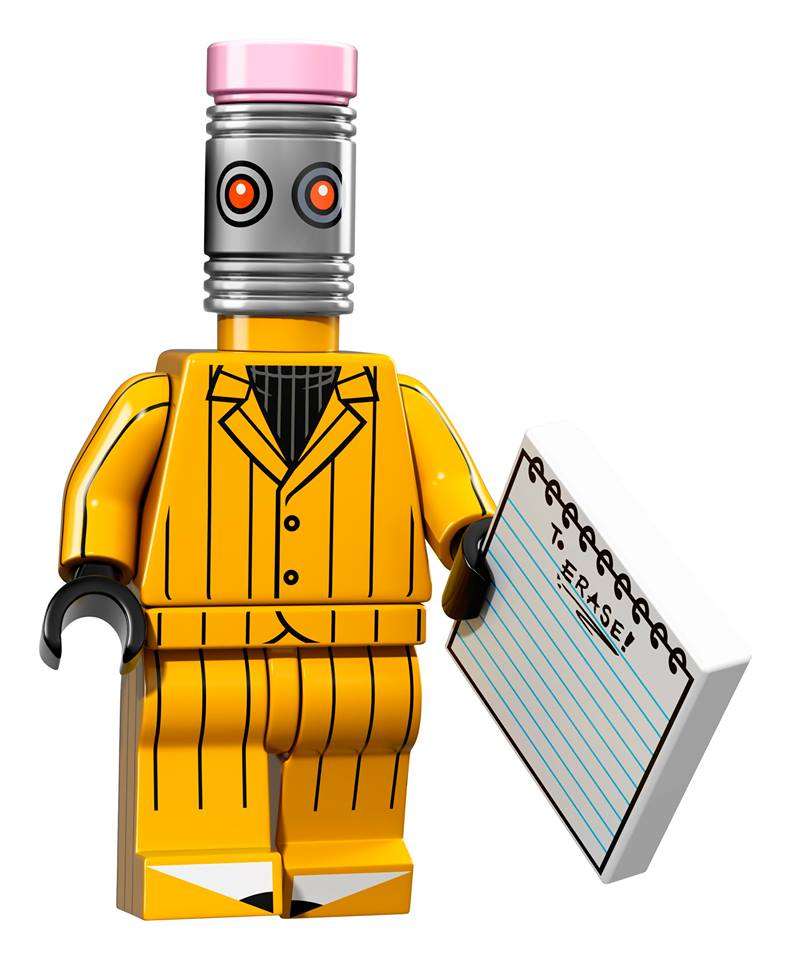 Eraser   © LEGO Group