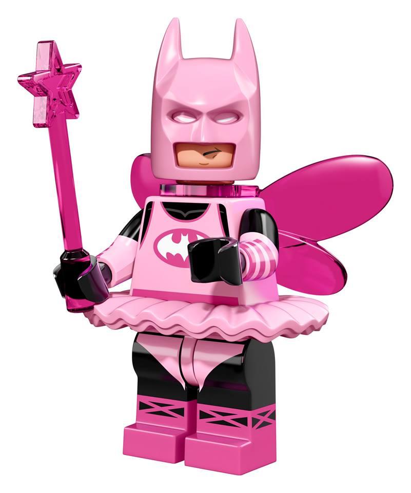 Fairy Batman   © LEGO Group