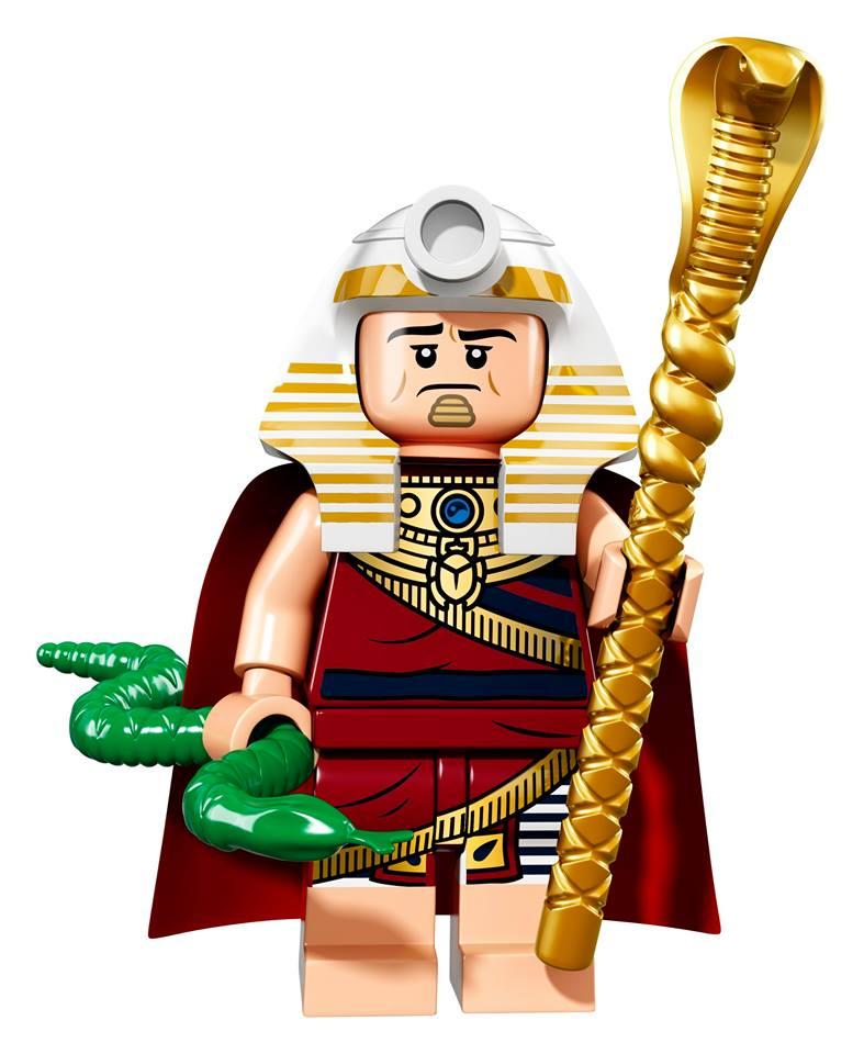 King Tut   © LEGO Group