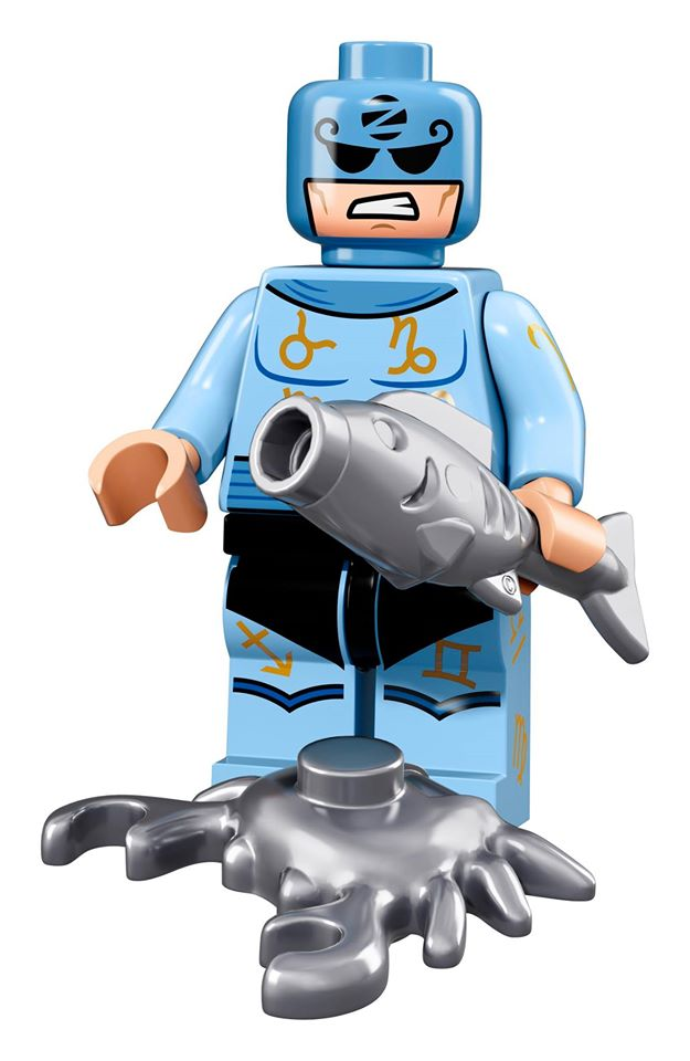Zodiac Master   © LEGO Group