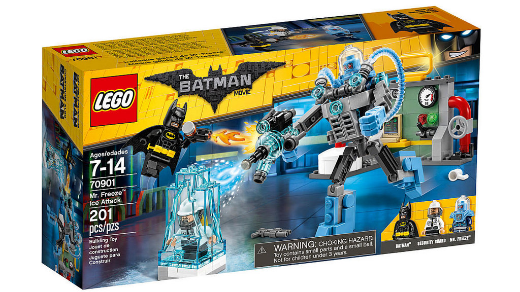 The LEGO Batman Movie Mr. Freeze Ice Attack 70901 | © LEGO Group