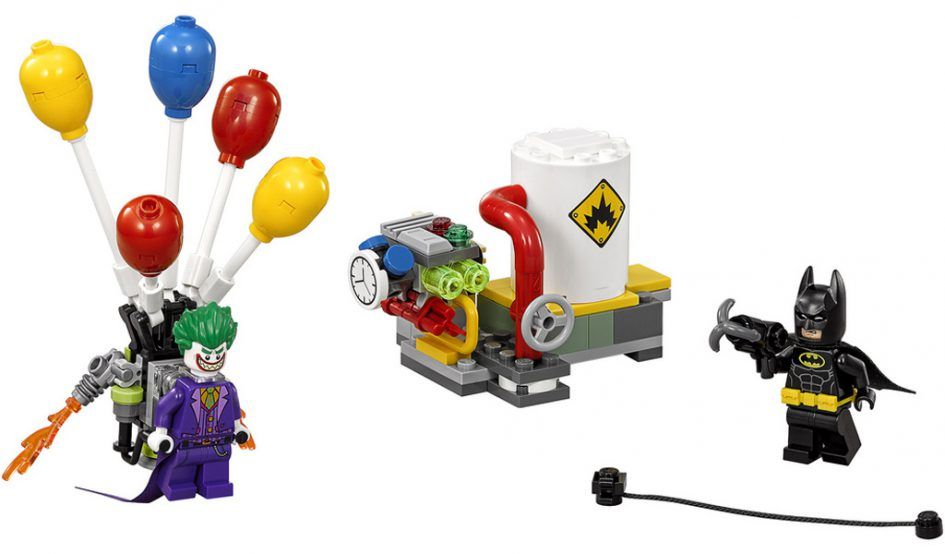 'The Joker Balloon Escape' (70900) | © LEGO Group