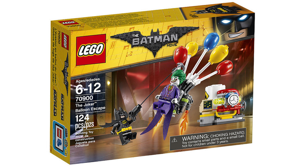 The LEGO Batman Movie The Joker Balloon Escape 70900 | © LEGO Group