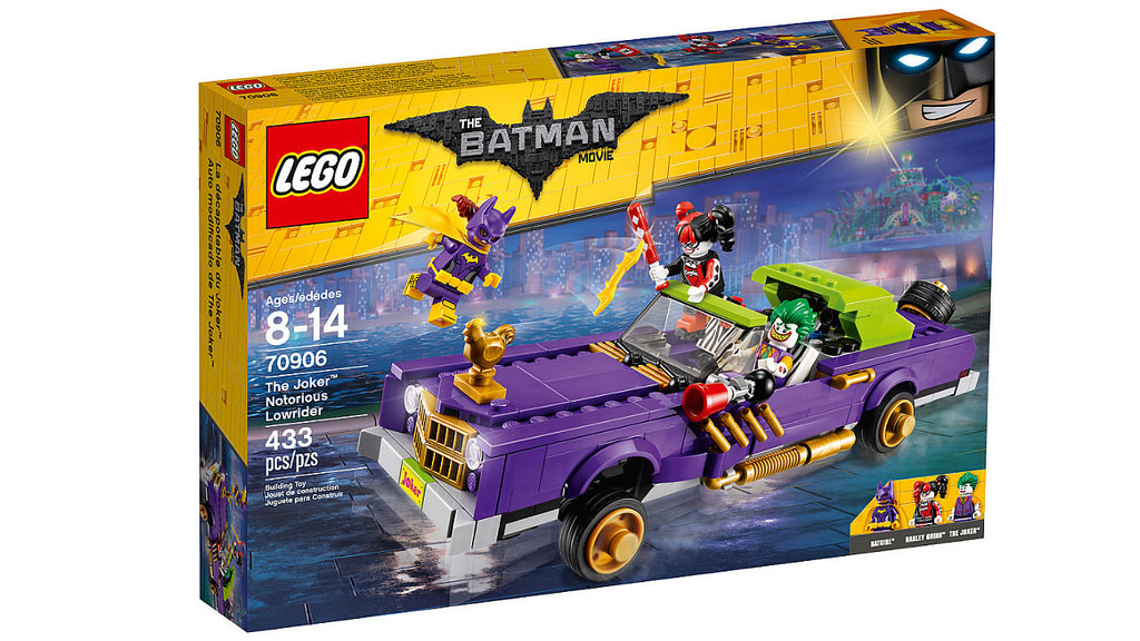 The LEGO Batman Movie The Joker Notorious Lowrider 70906 | © LEGO Group