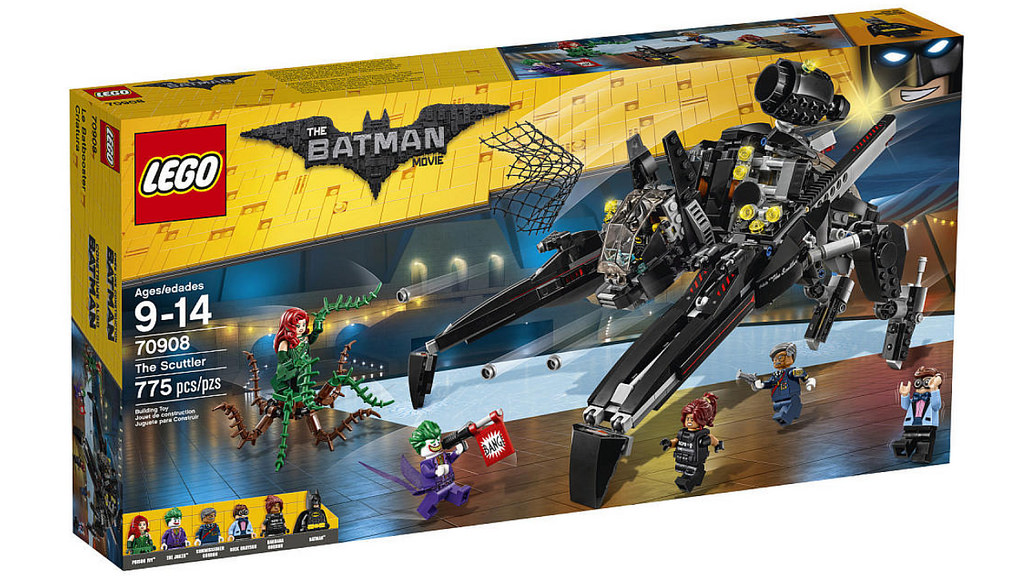 The LEGO Batman Movie The Scuttler 70908 | © LEGO Group