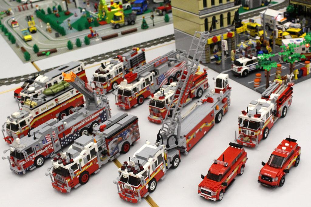 Feuerwehr-Autos von Sven | © Gábor Horváth