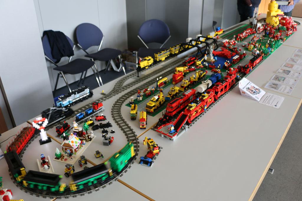 Eisenbahn-Loop von Andreas Wilke | © Andres Lehmann / zusammengebaut.com