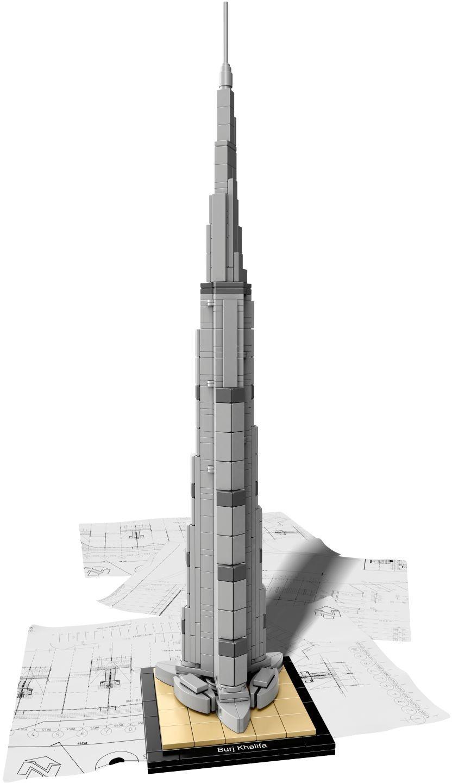 LEGO Architecture Burj Khalifa 21031   © LEGO Group