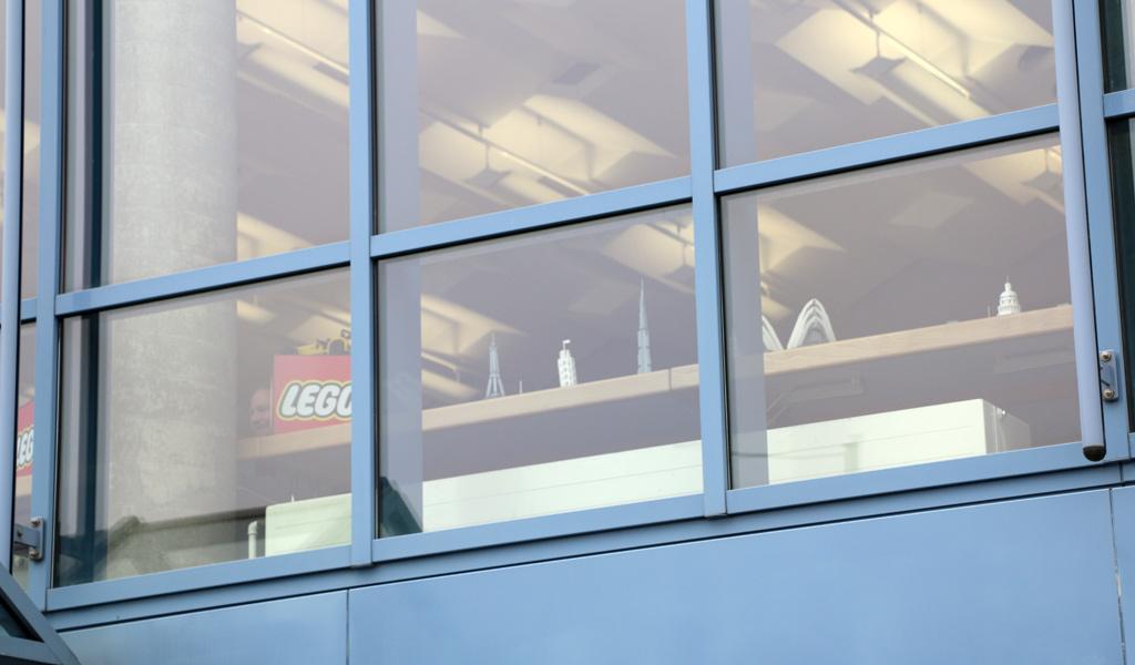 Architektur trifft LEGO Architecture | © Michael Kopp / zusammengebaut.com