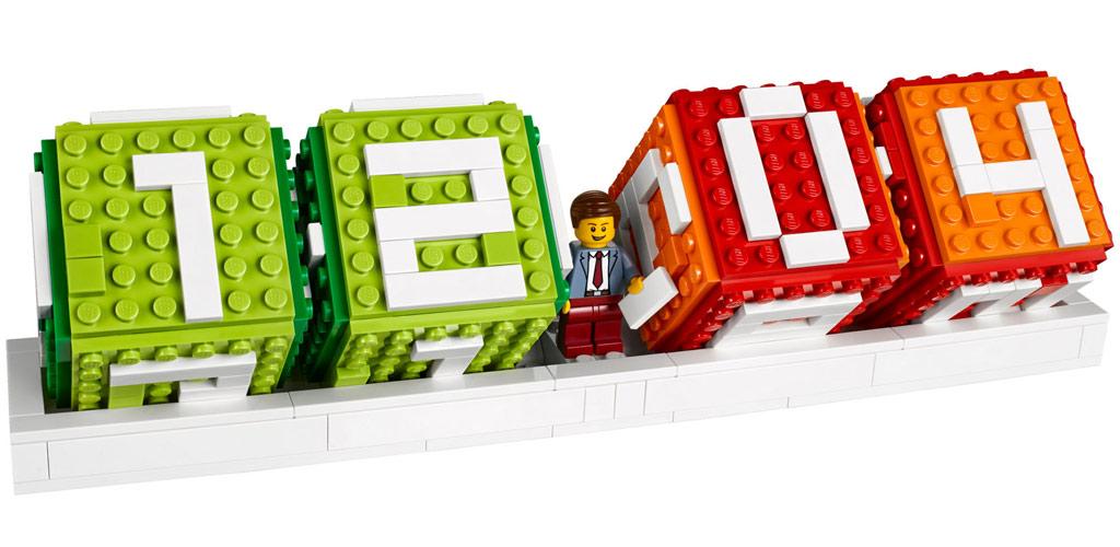Welcher Tag ist denn heute?   © LEGO Group