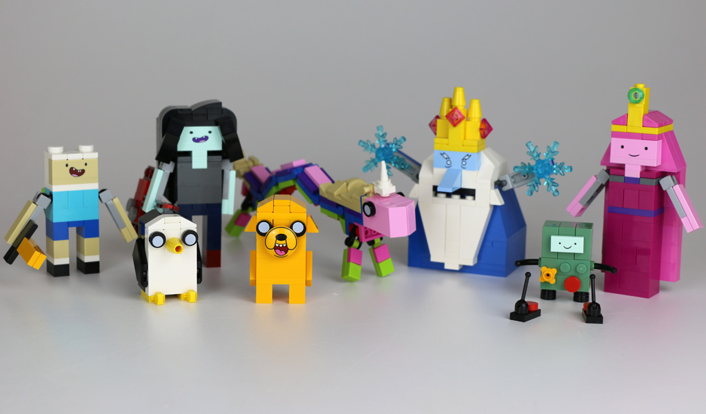 LEGO Ideas Adventure Time 21308 | © Andres Lehmann / zusammengebaut.com