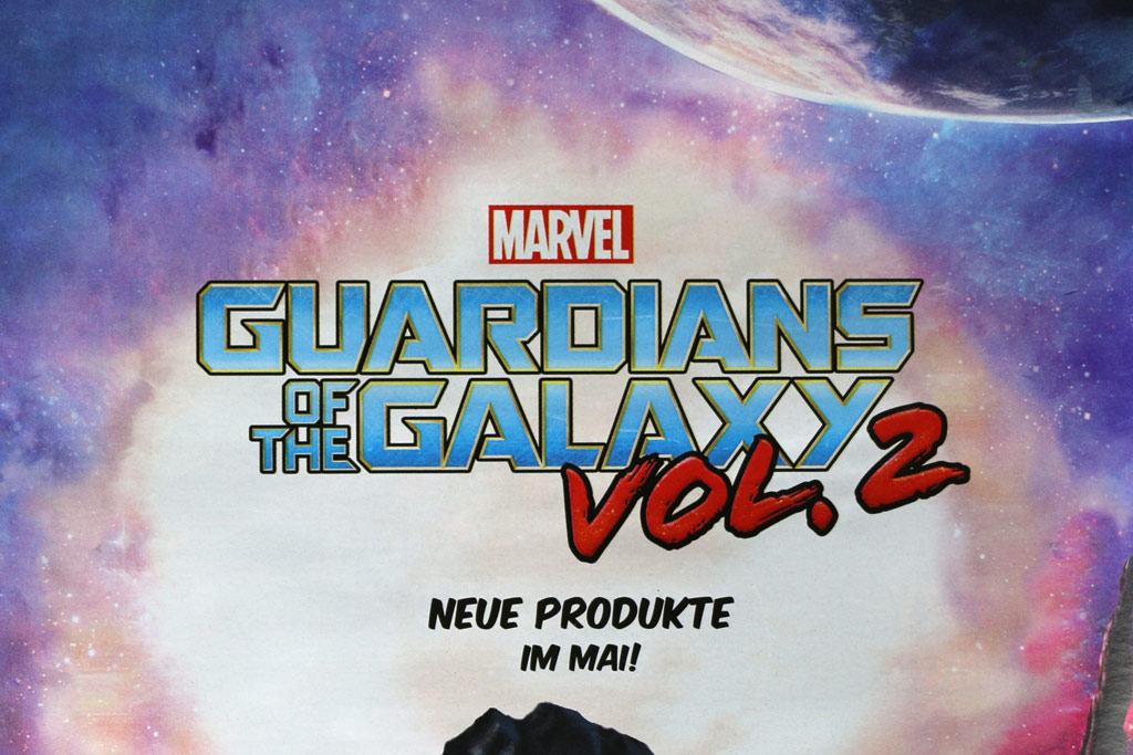 LEGO Marvel Guardians of the Galaxy Vol. 2 | © Andres Lehmann / zusammengebaut.com