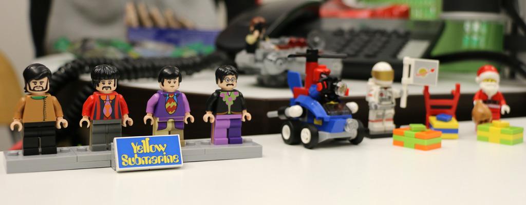 LEGO im Studio 1 | © Andres Lehmann / zusammengebaut.com