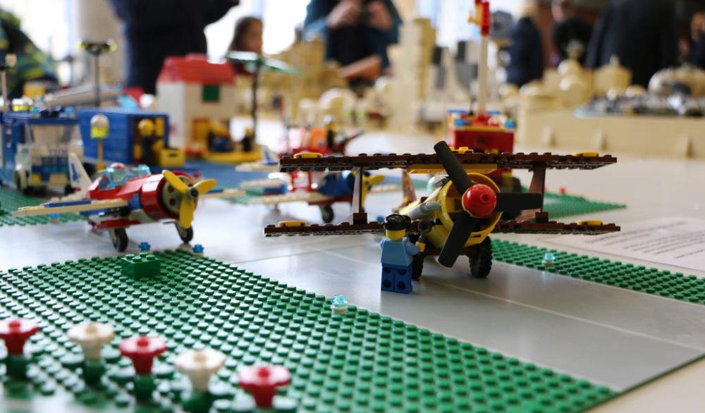 Lego Moc Einsatzfahrzeuge Feuerwehr Thw Zusammengebaut
