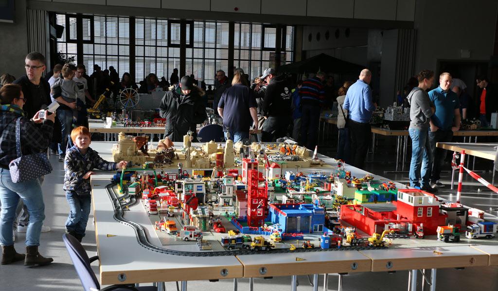 Brick-City Südpfalz von Timo Bein | © Andres Lehmann / zusammengebaut.com