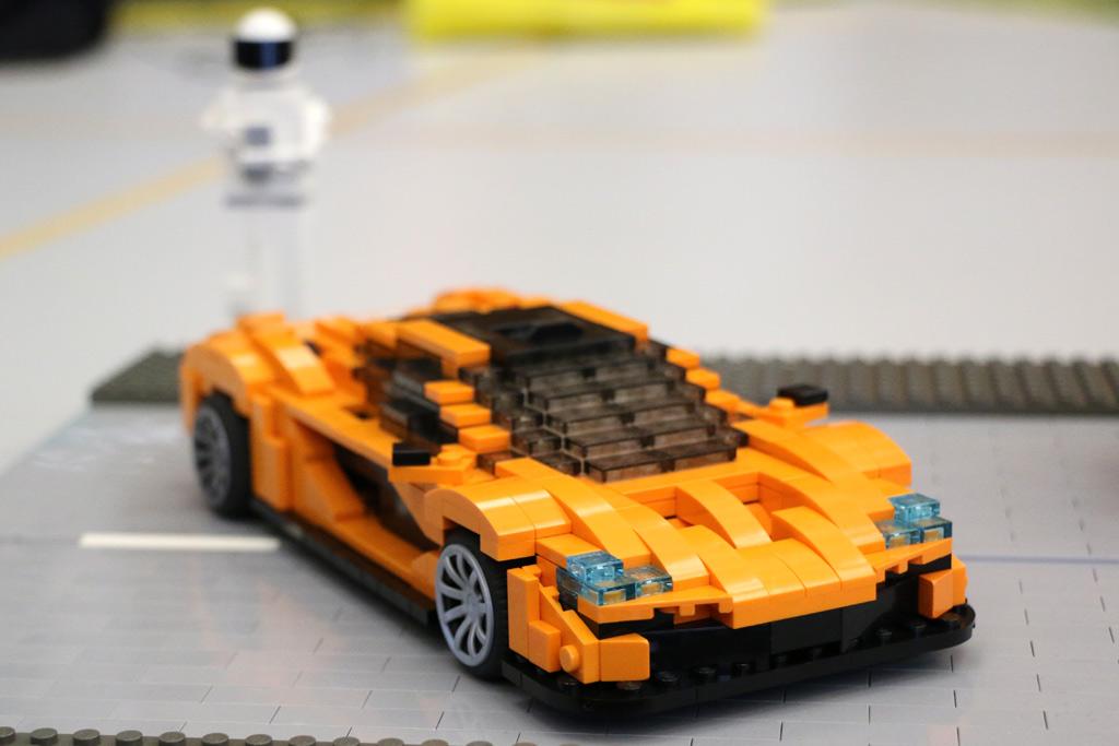 McLaren P1 | © Andres Lehmann / zusammengebaut.com