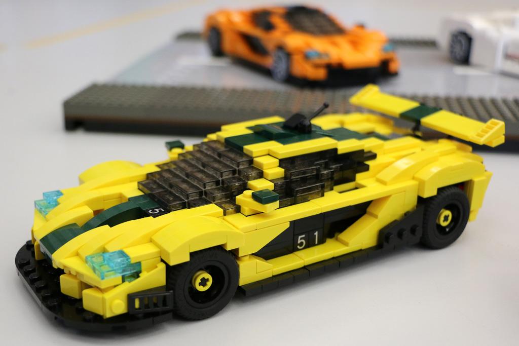 McLaren P1 in der Renn-Variante | © Andres Lehmann / zusammengebaut.com