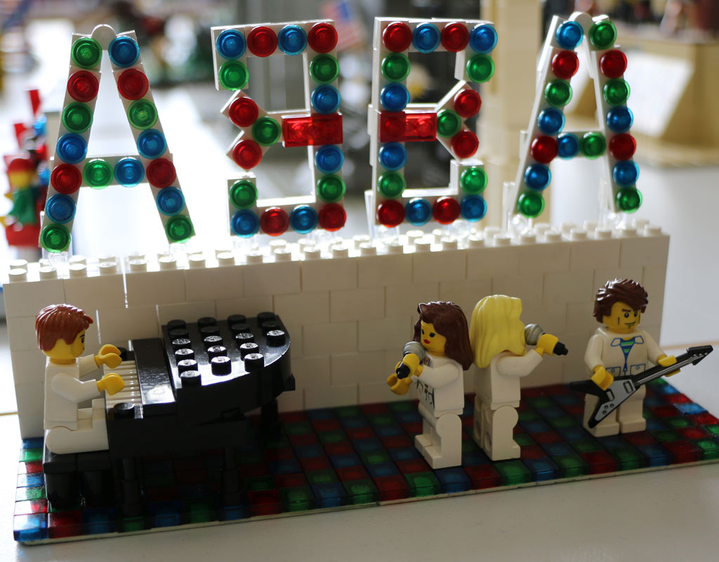 ABBA   © Andres Lehmann / zusammengebaut.com