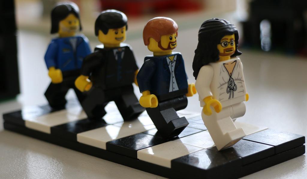 The Beatles | © Andres Lehmann / zusammengebaut.com