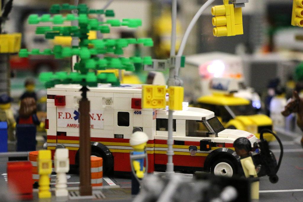 Krankenwagen | © Michael Kopp / zusammengebaut.com