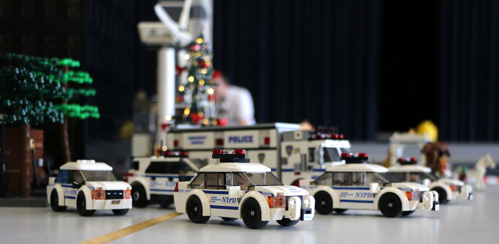 Polizei   © Michael Kopp / zusammengebaut.com