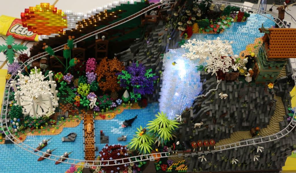Wasserfall   © Michael Kopp / zusammengebaut.com