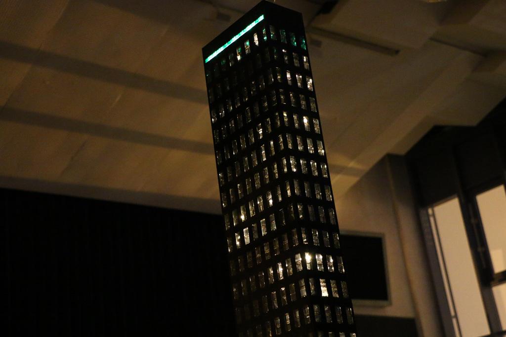 In den Büros brennt noch Licht | © Andres Lehmann / zusammengebaut.com