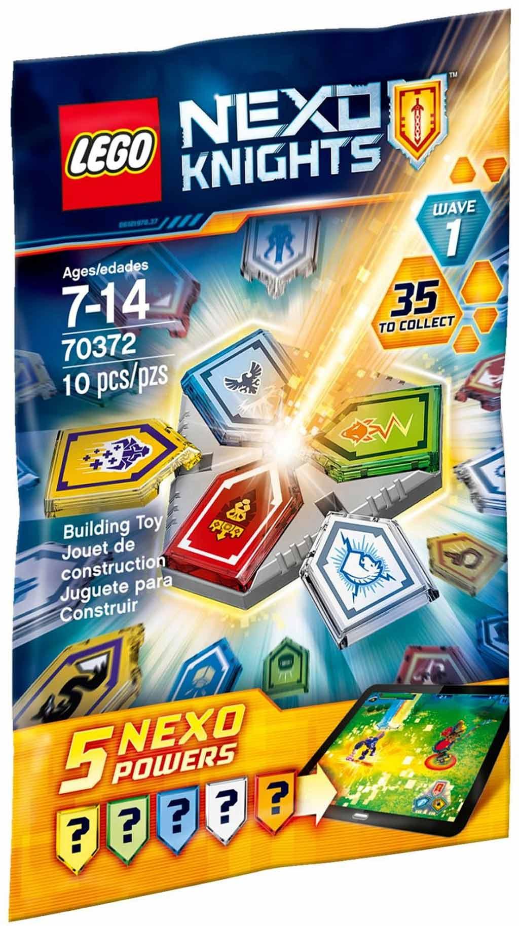 LEGO Nexo Knights Combo Nexo Powers 70372 | © LEGO Group