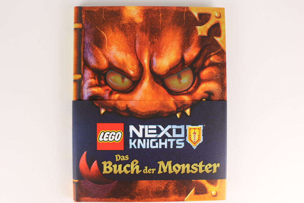 Das Buch der Monster   © Andres Lehmann / zusammengebaut.com