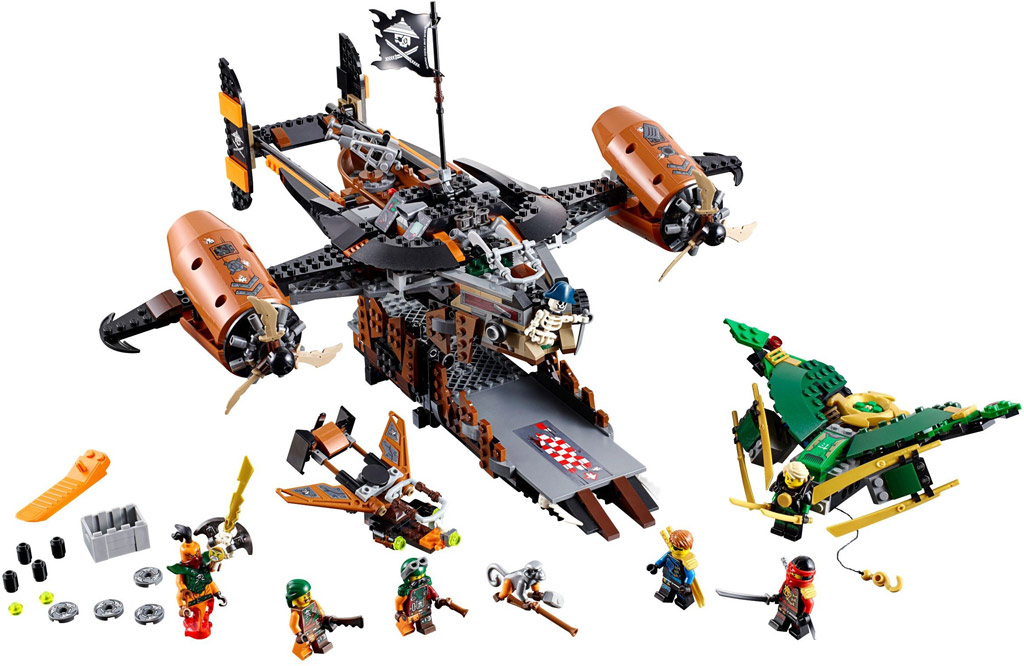 LEGO Ninjago Misfortune's Keep 70605 | © LEGO Group