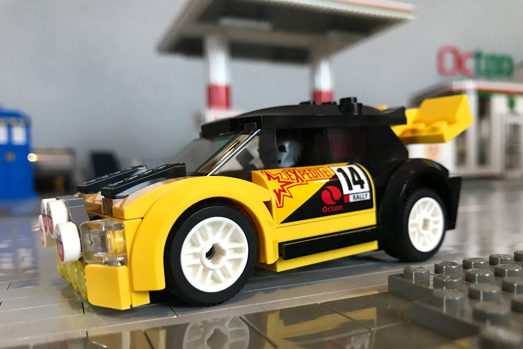 LEGO Rally Car 60113 | © Stephan Sander