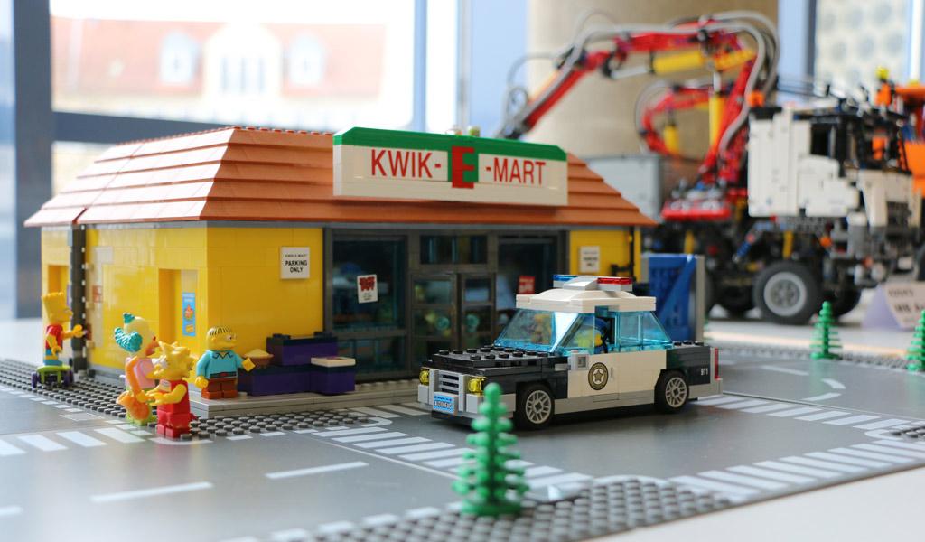 Kwik-E-Mart | © Michael Kopp / zusammengebaut.com