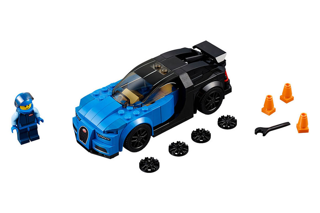 LEGO Speed Champions Bugatti Chiron 75878 | © LEGO Group
