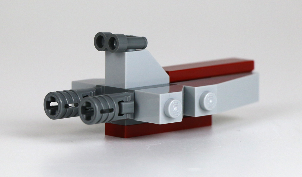 Venator-class Star Destroyer | © Andres Lehmann / zusammengebaut.com