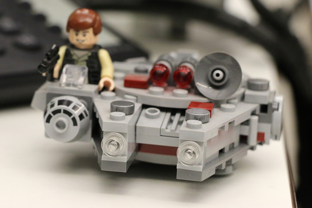 LEGO Star Wars Millennium Falcon 75030 | © Andres Lehmann / zusammengebaut.com