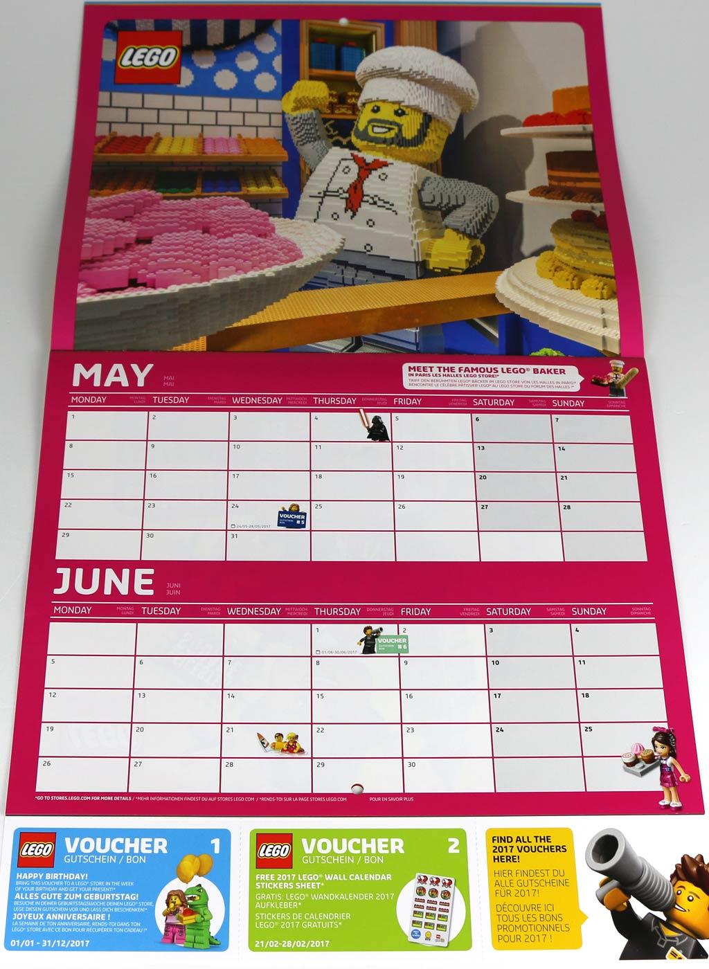 Mai und Juni | © Andres Lehmann / zusammengebaut.com