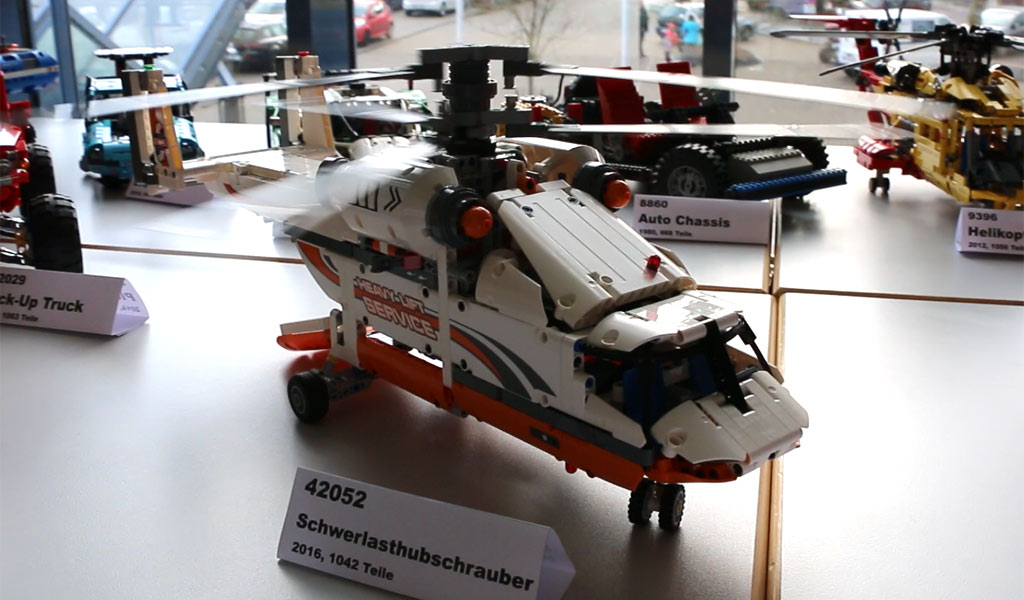 Schwerlasthubschrauber 42052 | © Michael Kopp / zusammengebaut.com