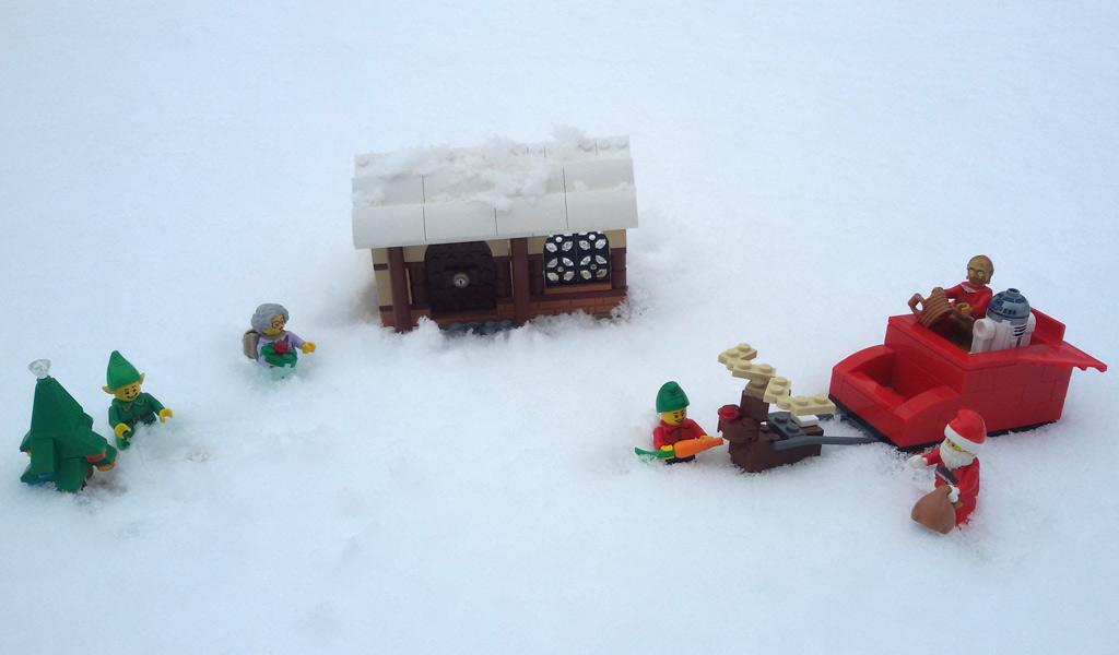 Es hat geschneit! | © Andreas Ott