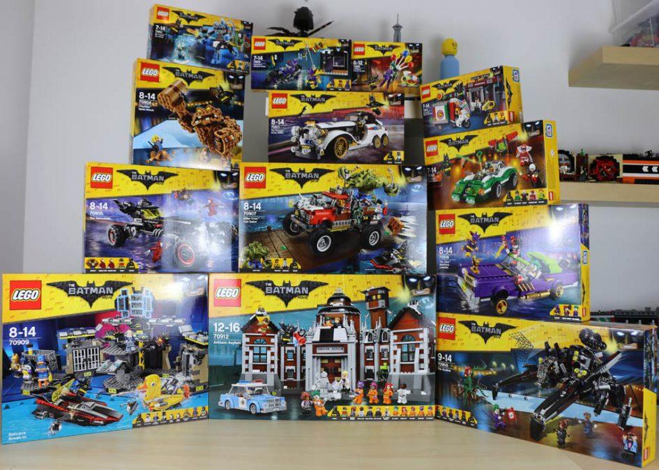 13 Kartons: The LEGO Batman Movie | © Andres Lehmann / zusammengebaut.com