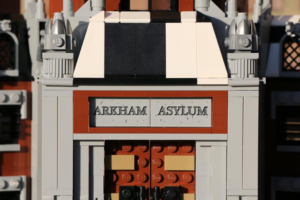 Arkham Asylum | © Andres Lehmann / zusammengebaut.com