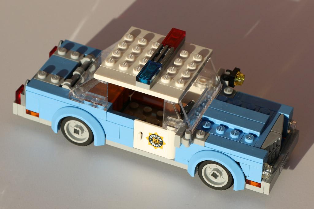 Polizeifahrzeug | © Andres Lehmann / zusammengebaut.com