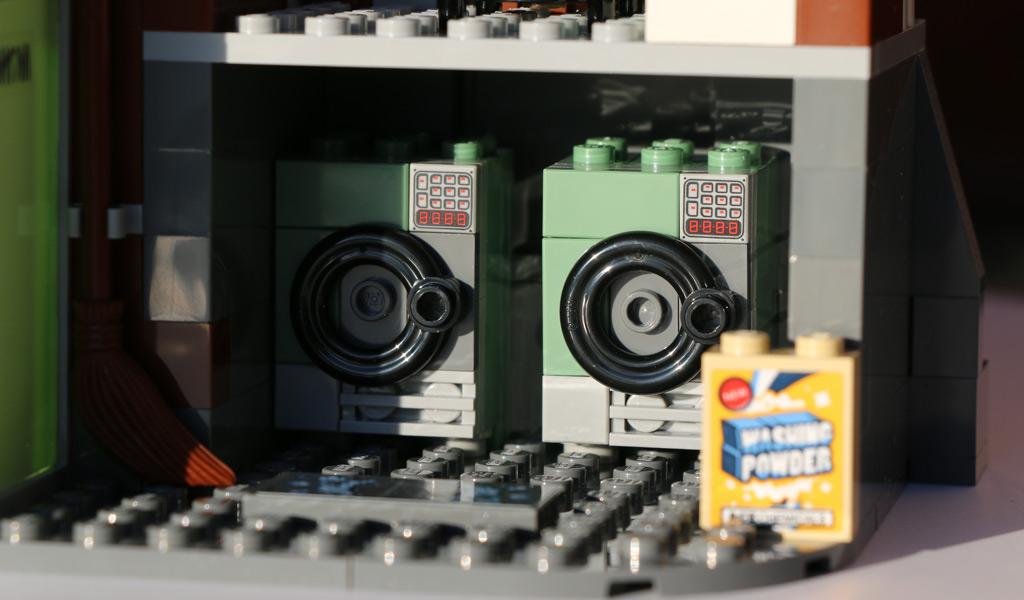Waschraum   © Andres Lehmann / zusammengebaut.com